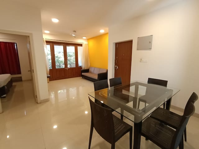 2BHK Apartment in North Goa