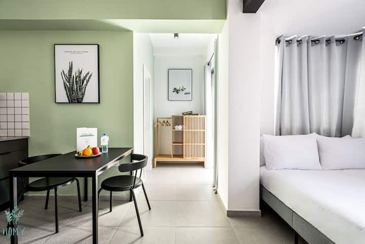 ALLENBY#13 classic modern Studio Apartment by Homy