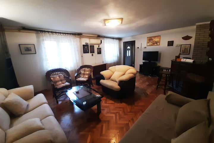 Beautiful house in the city center - 2 bedrooms -