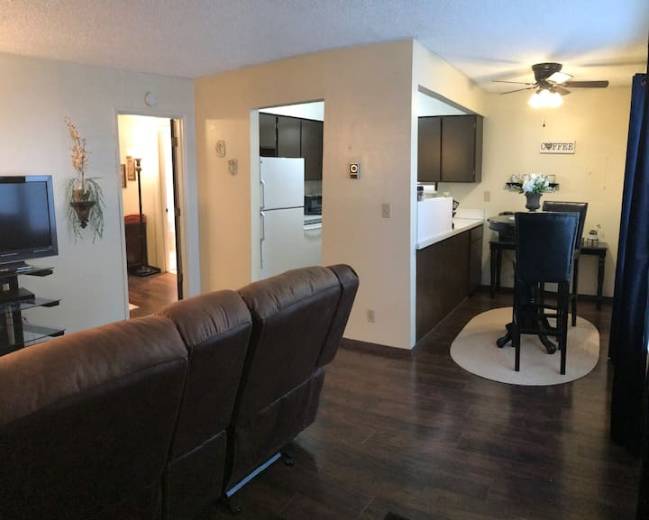 Nice Private 1 Bedroom lower unit apartment
