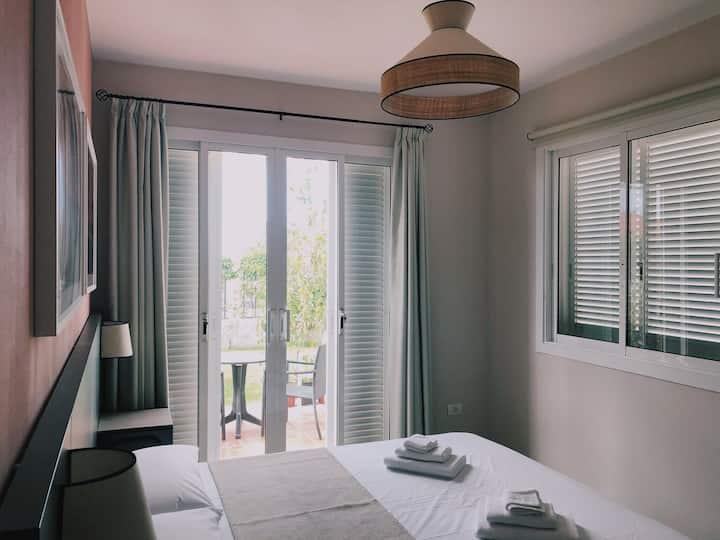 Room Lanzarote in Villa 8 Islas