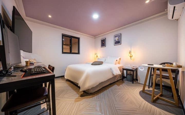 HOTEL ST.179 시민공원역, 주안역, 호텔, 인하대 근처 호텔,인천 호텔