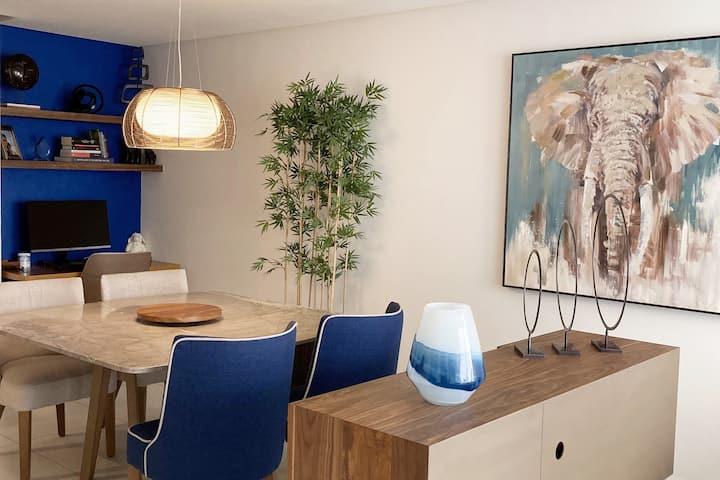 The Point | Luxury Loft w/ Amenities | Home Office