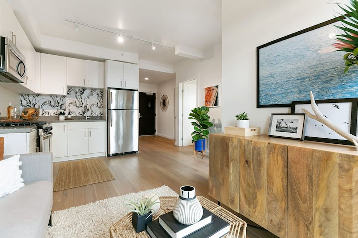 Lovely Condo in the Heart of SoMA