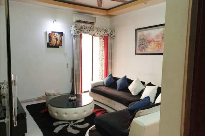Fully Furnished 3 Bedroom Apartment @North Gulshan