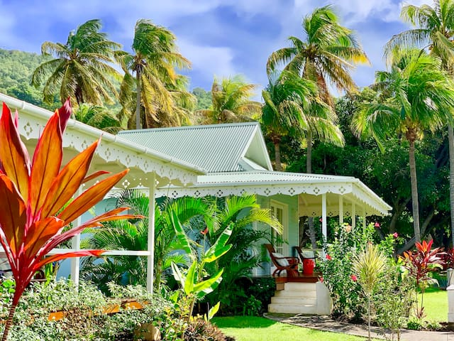 Private 2 Bedroom Garden Villa