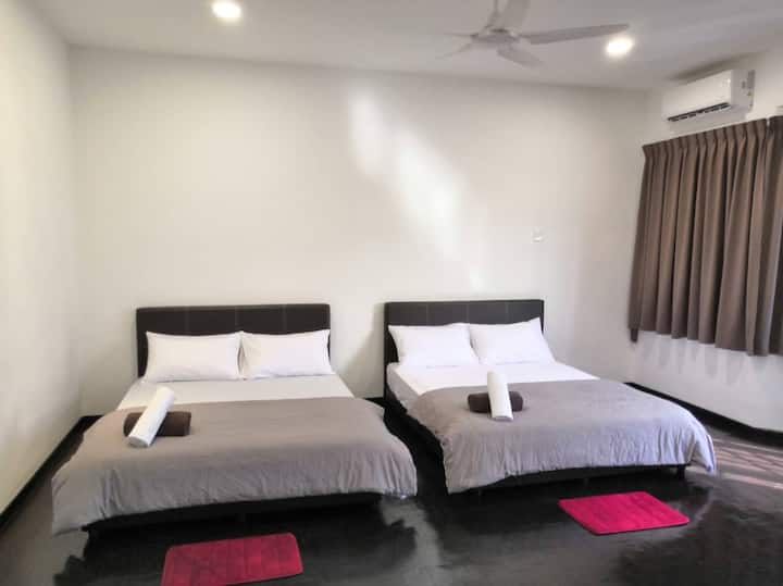 *New Opening*D. FLORA Homestay