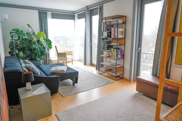 Hochwertiges  Bettsofa von Signet-Möbel mit unterschiedlichen Auszugsmöglichleiten  von Sitzen-Relaxen bis Schlafen ( siehe www.signet-moebel.de )