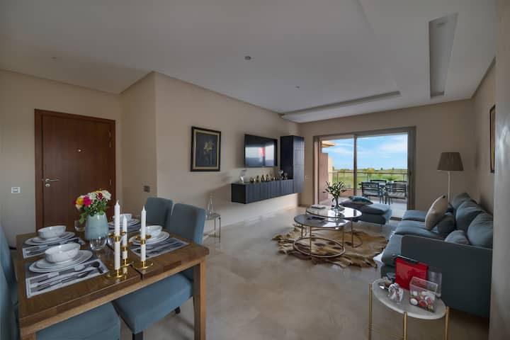 New Luxury Apartment In Prestigia Golf City