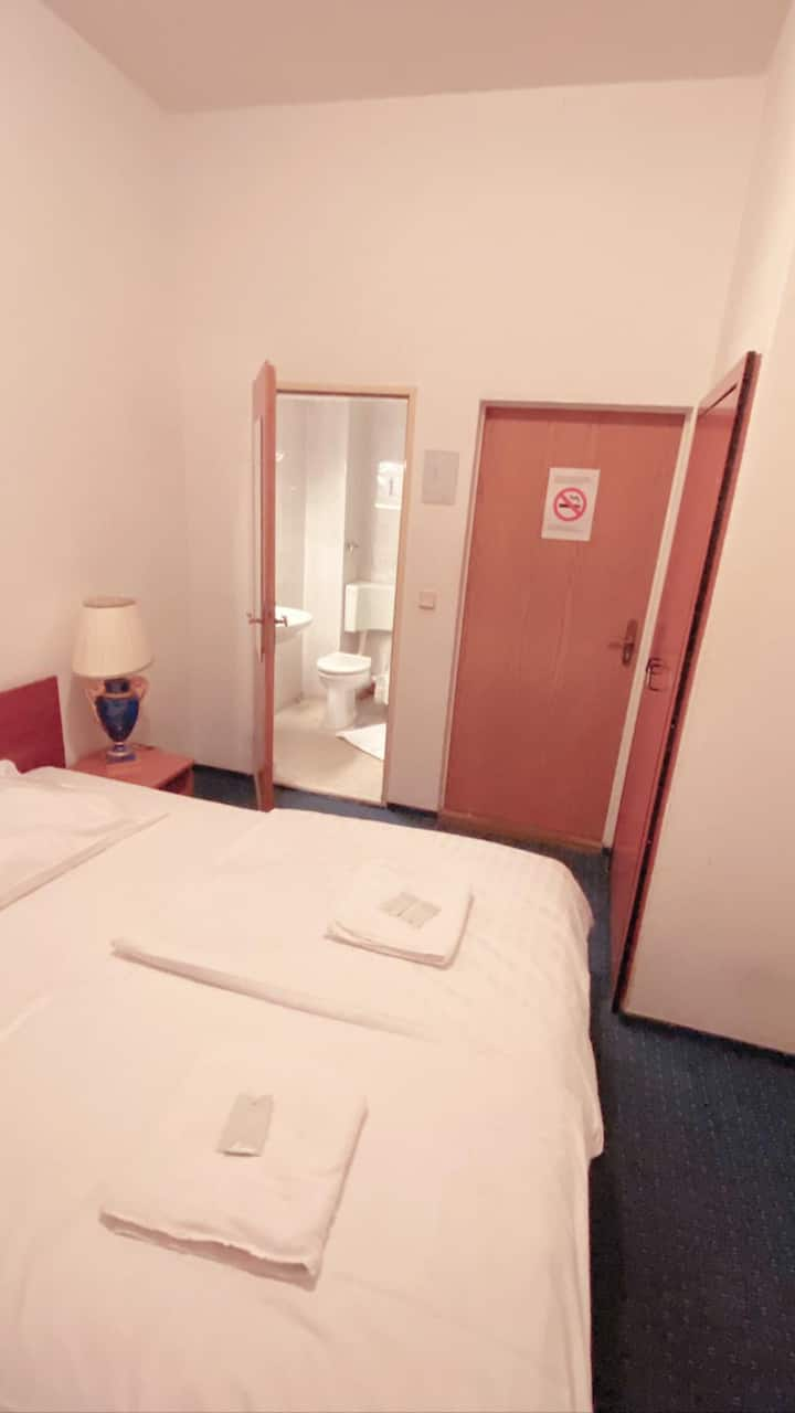 Budget Hotel Double Room