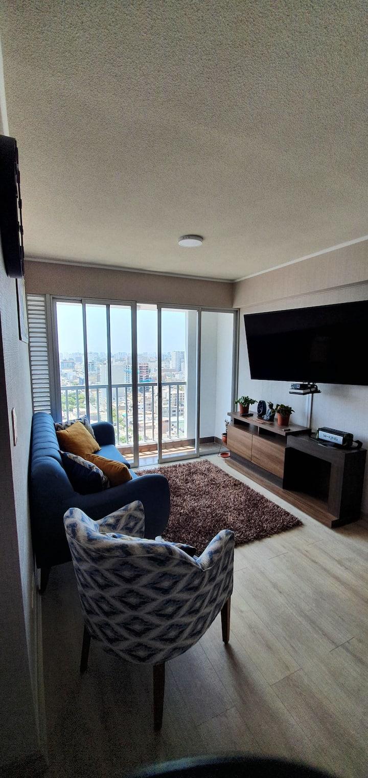 Habitación en Duplex Estreno Full Equipado Lince