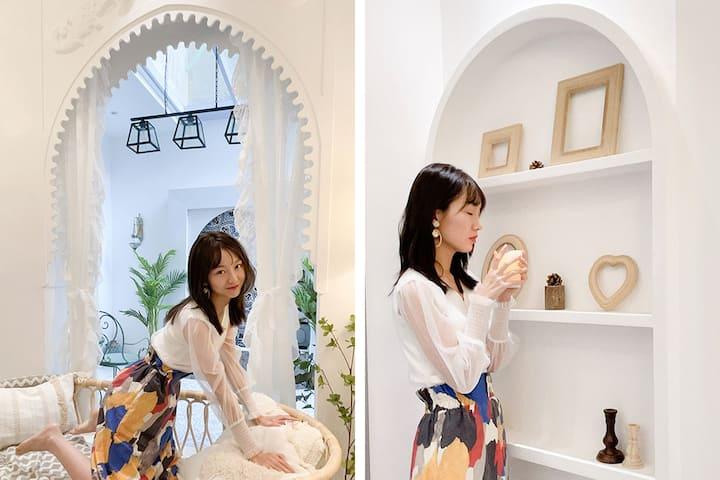 【Joyjoy House】境悦|异域天台花园|潮州古城|近牌坊街西湖