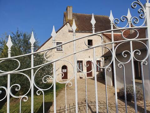 Le gite de Château Gaillard - Charme et confort.