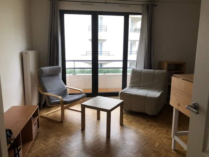 Studio tout confort proche Paris