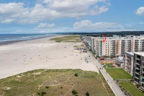 Oceanfront Penthouse 3BR 3BA WorldMark Seaside