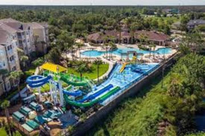 Fun, family resort, near Disney, feels like home!