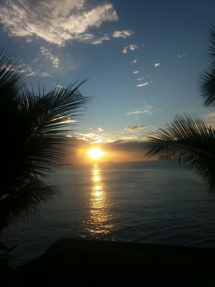 Paz e Tranquilidade c Vista para o Mar R.J