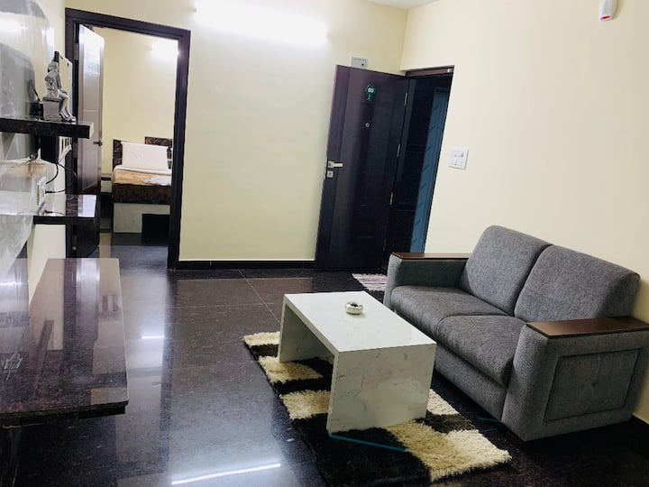 SREEJA 1BHK BOUTIQUE HOME 🏠 (DOUBLE OCCUPANCY)