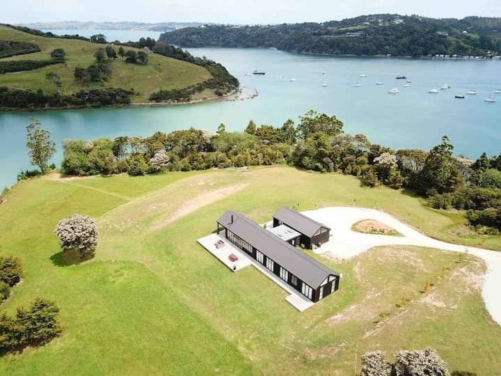 Secluded 7 acres on the water