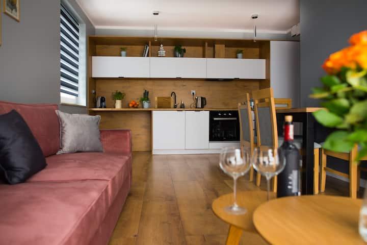 Apartamenty Cypryjske 6 Taras 2 sypialnie