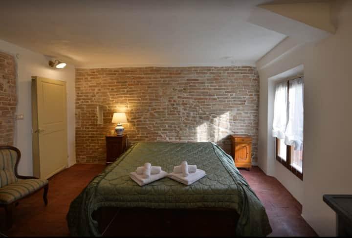 Romantico appartamento in centro storico
