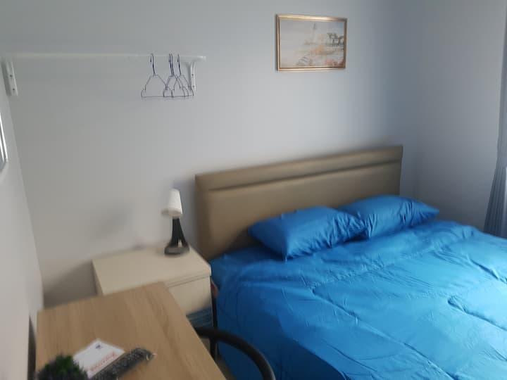 88Legian2 Private Bedroom