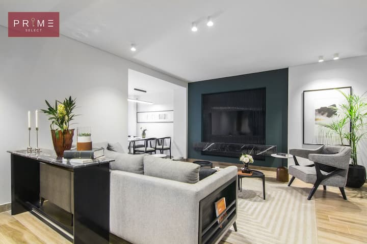 Emerald One Bedroom Apt - Prime Select Mohandessin