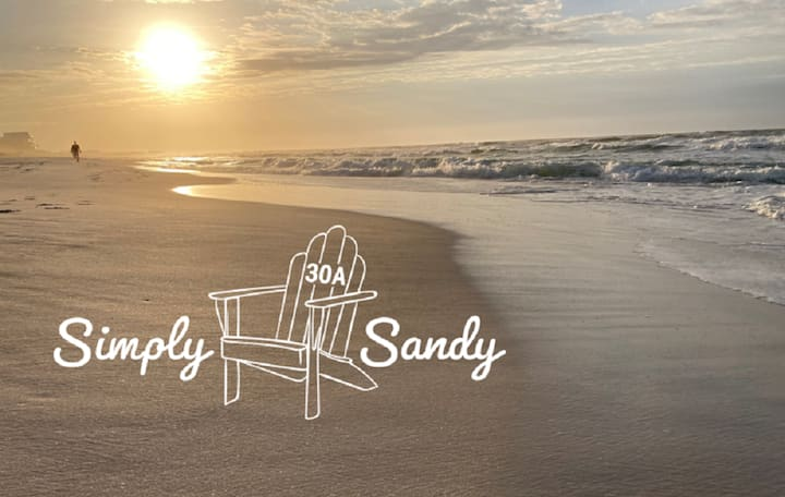 Simply Sandy on 30A ~ 1-Min Walk To Seagrove Beach