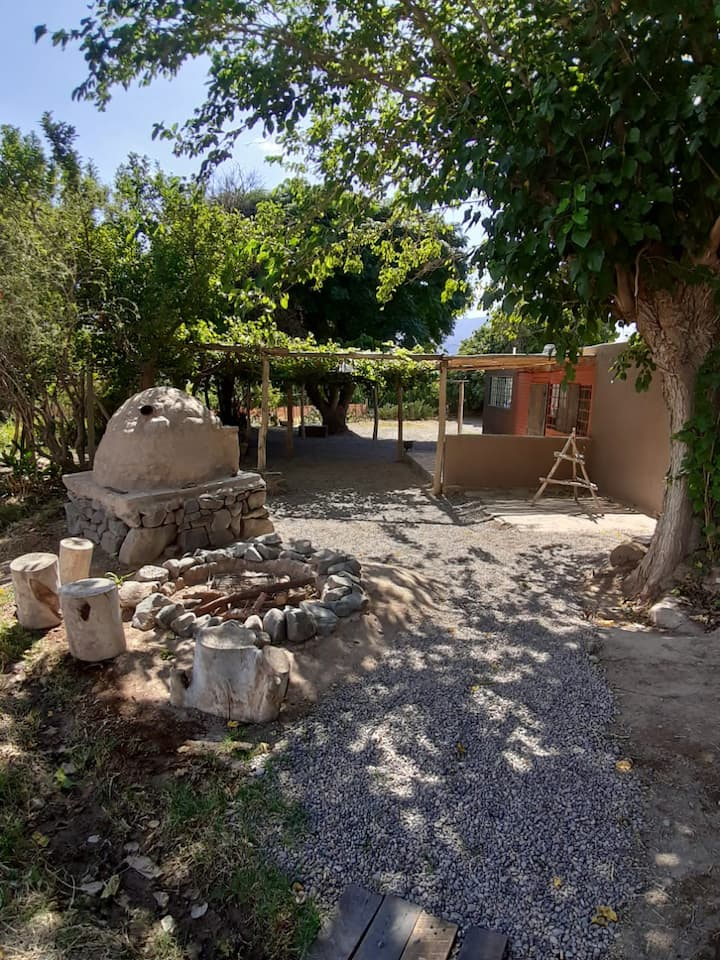 "Casa de campo ""Rancho Aurora""."