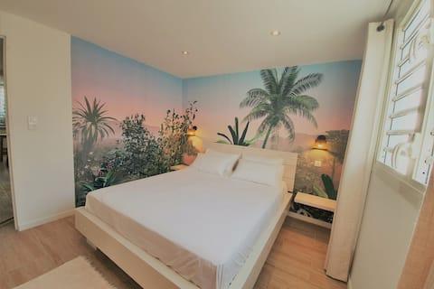 ♡ Kozycoco ♡ Suite Coco - séjour tropical au calme