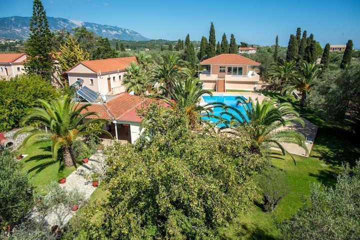 Marias Resort Studio with Balcony & Pool