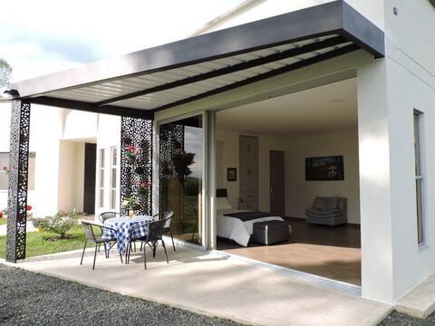 Studio campestre natural GREEN HIGHLAND en Pereira