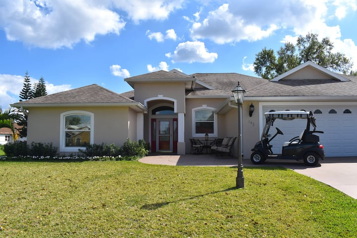 The Sebring Race House - 5min from Raceway & Golf!