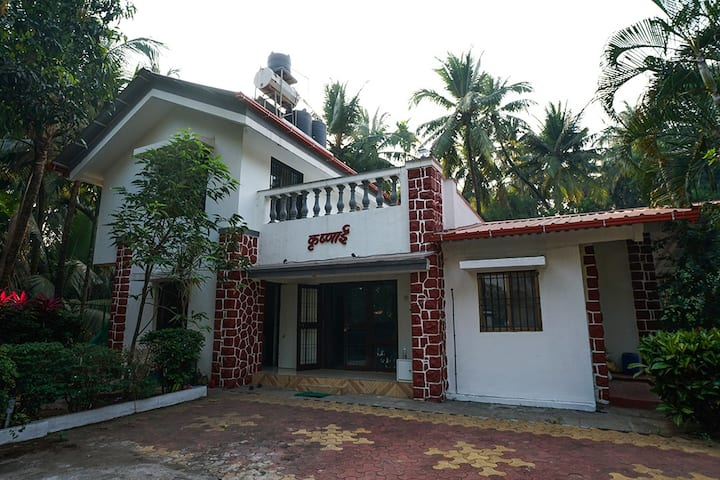 Krushnai Holidays ||4 BHK Villa with Swimming Pool