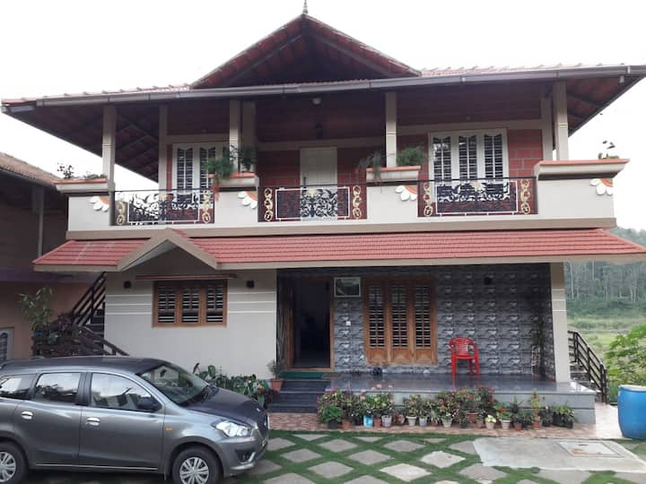 cauvery Homestay somwarpet coorg