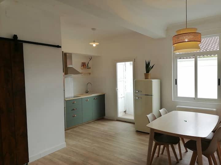 Apartamento completamente equipado centro Ferrol.