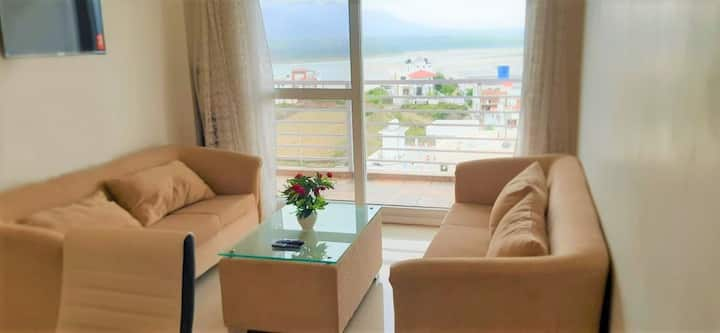 2 Bedroom Ganga View Apartment in Quiet Area