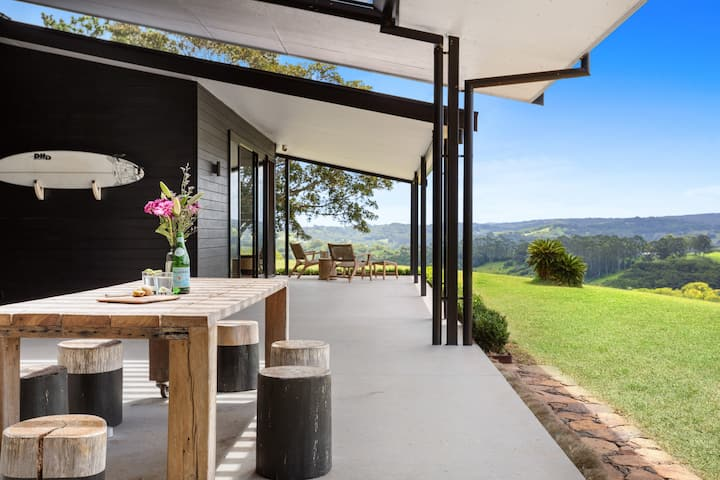 Space to Breathe - Luxe Hinterland Stay in Byron