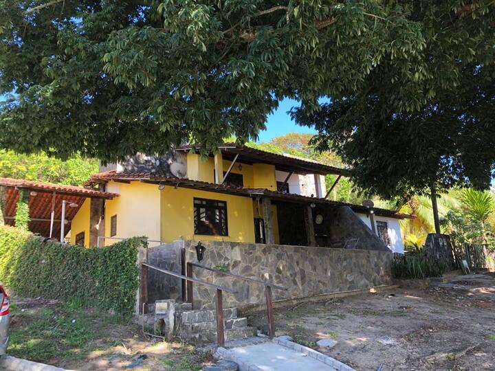 Casa com total conforto em  Barra do Paraguaçu