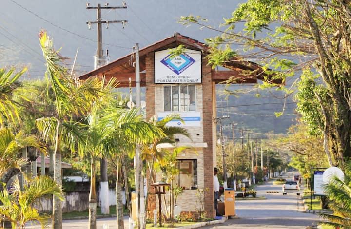 Chalé Completo Condomínio Fechado:  até 4 pessoas