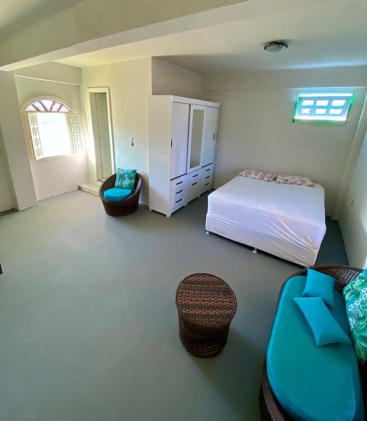 Enorme suite em duplex, Prado