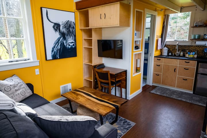 The Nest at Las Madrinas • Adorable Tiny Home