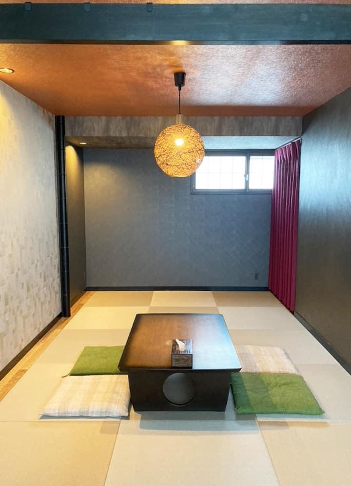 2021年2月オープン!【金澤の宿 桜橋】6名様までご宿泊!自炊もできる、ゆったり一棟貸しの宿