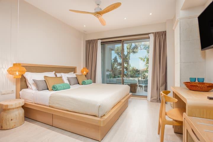 Double Room Sea View | MAKO Sea & Suites