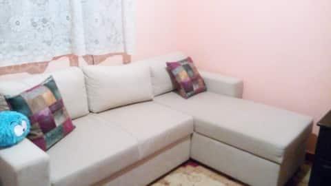 Pleasant apartment in e very good Location , Korca