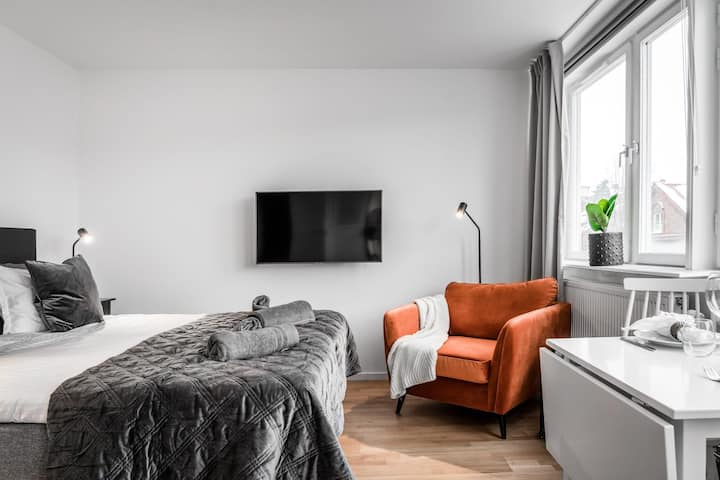 RENOVATED APARTMENT IN CENTRAL PART OF STOCKHOLM-1