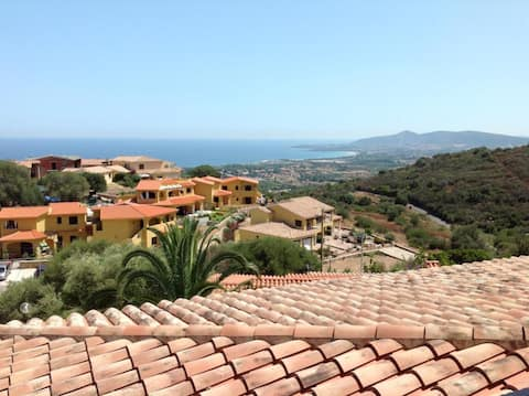 Apartment for rent in Sardinia - Great sea view