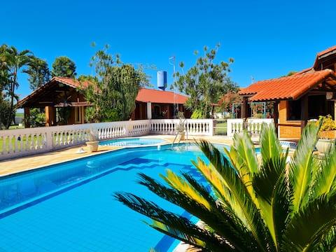 Chácara em BOITUVA com piscina e churrasqueira