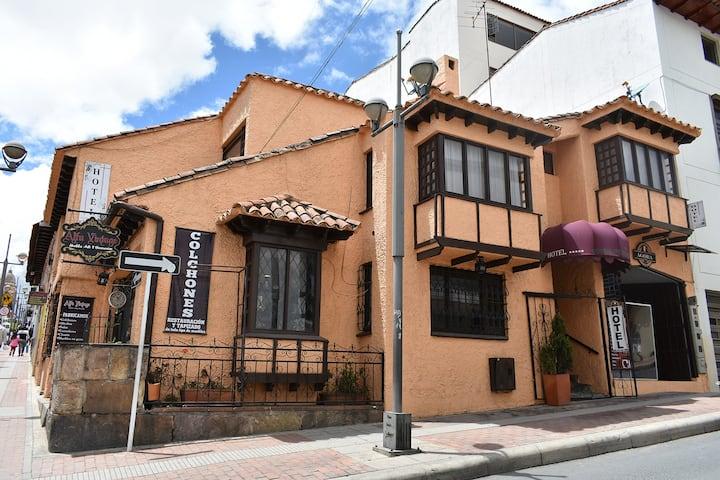 Hotel Salamandra -Centro Historico