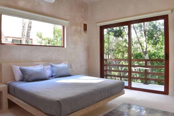 Wake up in a nature sanctuary that will leave mind, body and soul deeply restored.